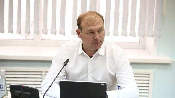 Министр агропромышленного комплекса и развития сельских территорий Ульяновской области Михаил Семенкин