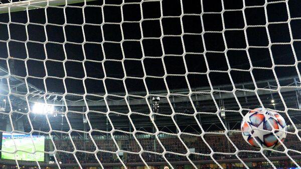 Футбол. Лига чемпионов. Матч Локомотив – Атлетико