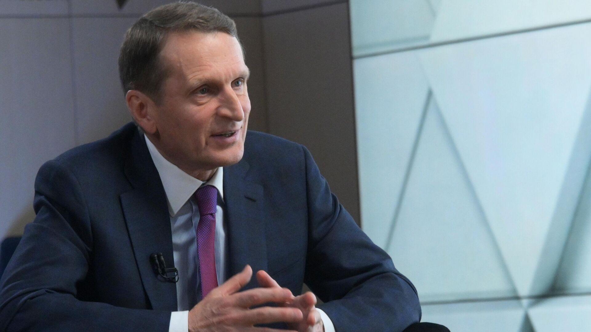 Нарышкин назвал Менделеева одним из лучших агентов российской разведки