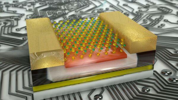 Компьютерный чип нового поколения