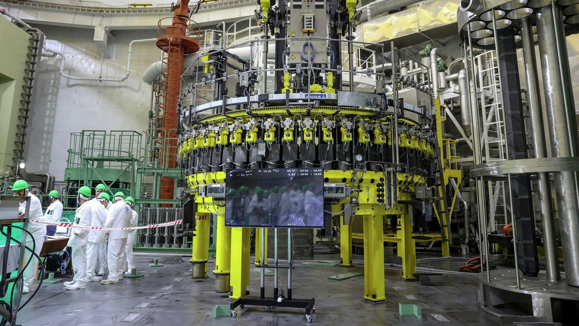 На первом блоке БелАЭС началась опытно-промышленная эксплуатация