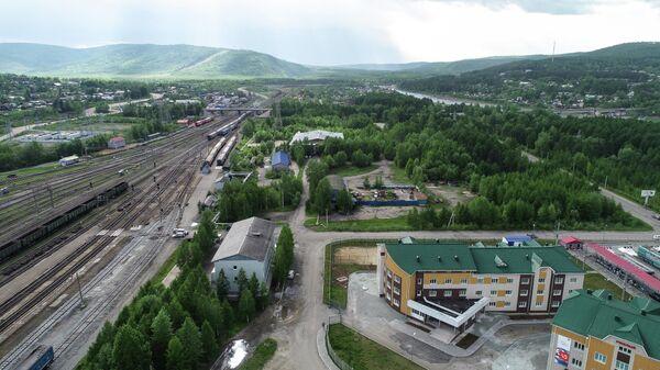 Города России. Тында