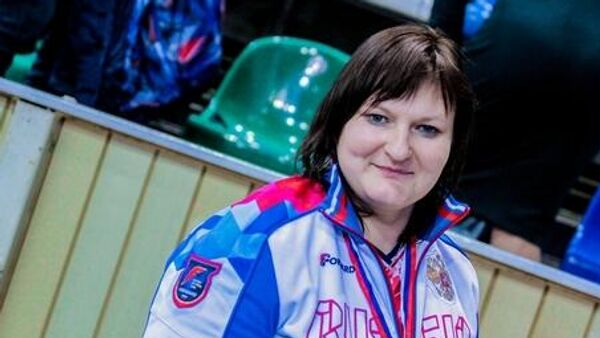 Старший тренер женской сборной России по самбо Анастасия Кондратьева