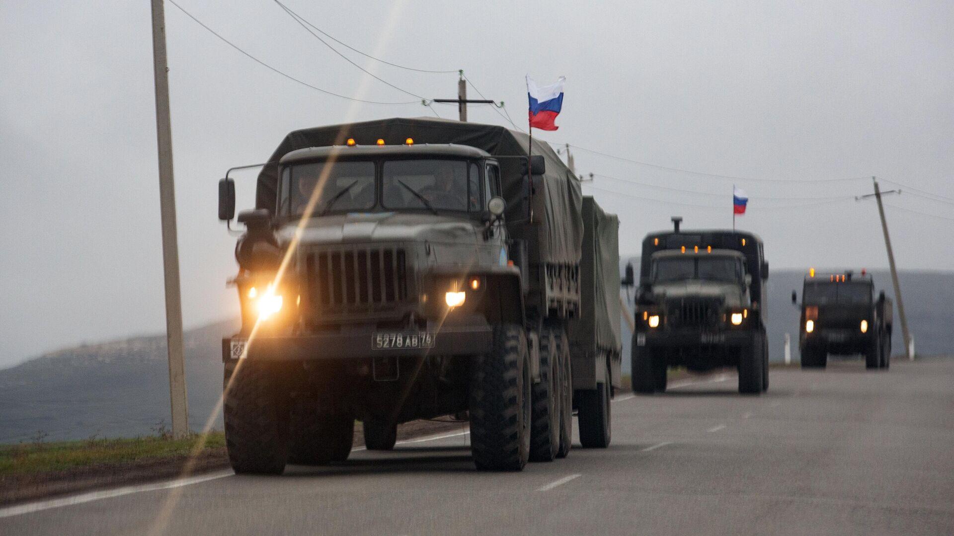 Командующий миротворцами рассказал о ситуации в Карабахе