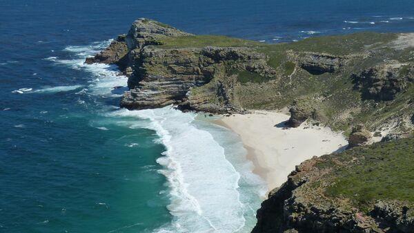 Мыс Доброй Надежды на Капском полуострове в ЮАР