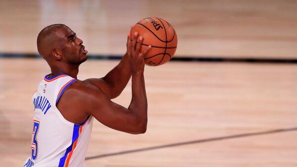 Десятикратный участник Матчей звезд НБА разыгрывающий Крис Пол