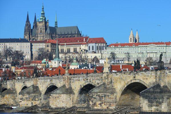 Города мира. Прага