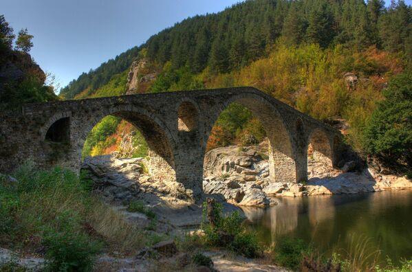 Мост дьявола в Болгарии