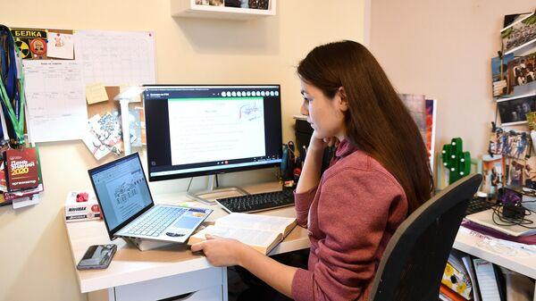 Студенты МГУ перешли на дистанционное обучение