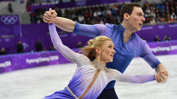 Олимпиада 2018. Фигурное катание. Пары. Произвольная программа