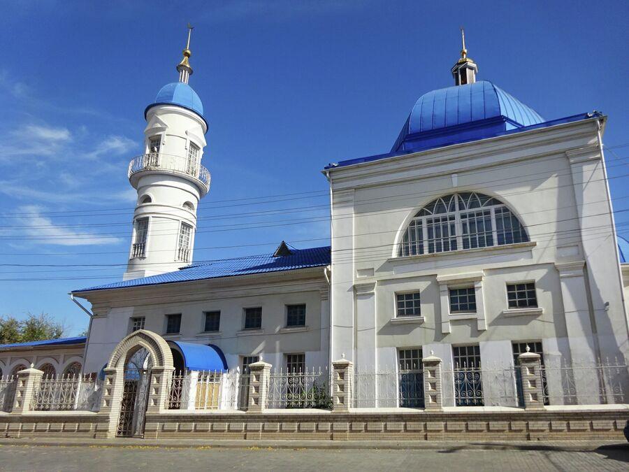 Соборная (Белая) мечеть (1810 г.)