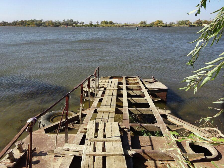Волго-Каспийский канал