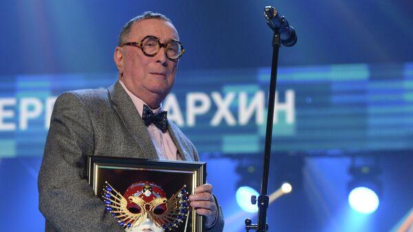Художник-постановщик Сергей Бархин