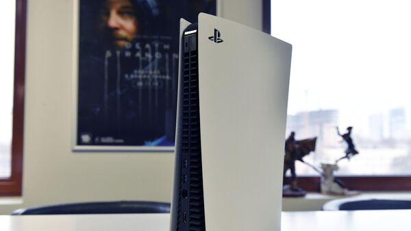 Продажа новой игровой приставки Sony PlayStation 5 в Москве
