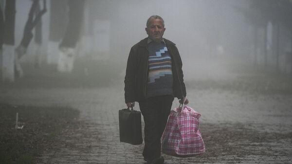 Возвращение беженцев в Нагорный Карабах