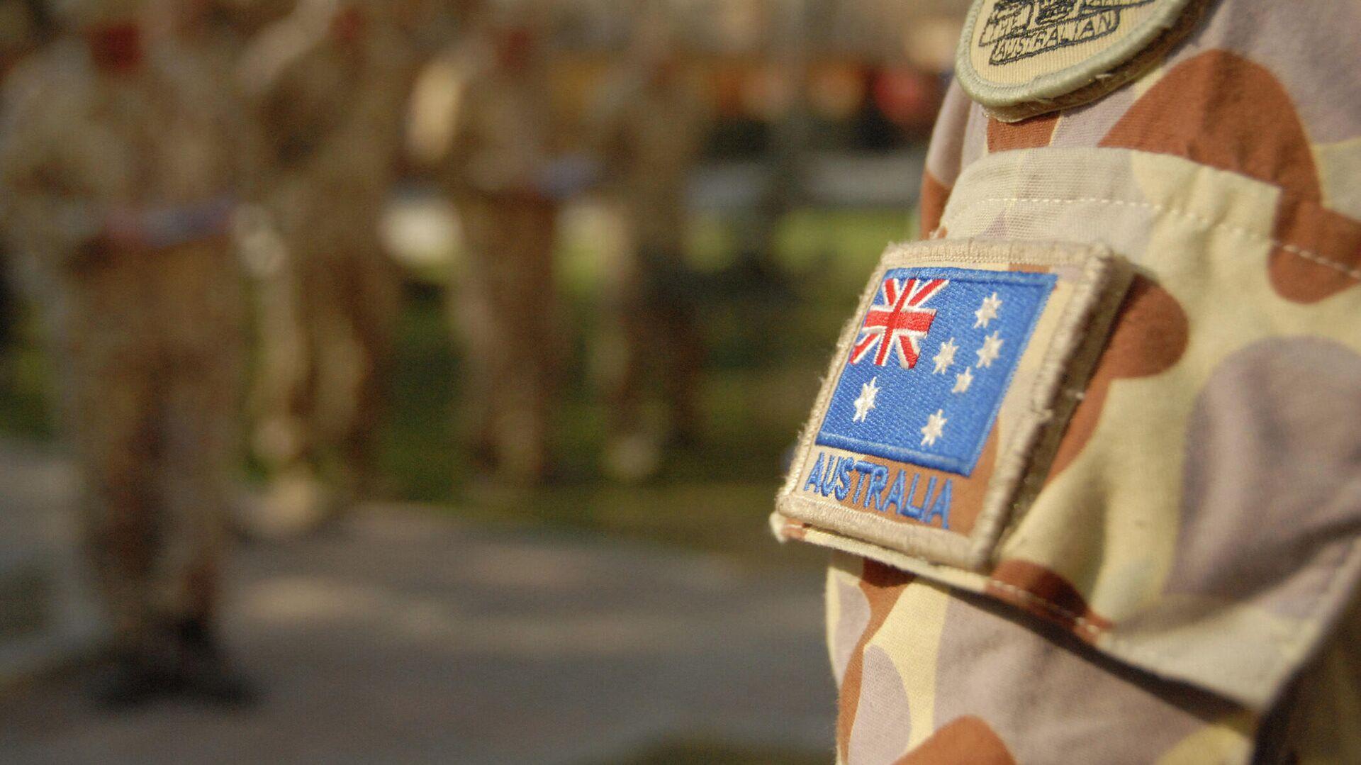 Австралийские военнослужащие в Афганистане - РИА Новости, 1920, 01.12.2020