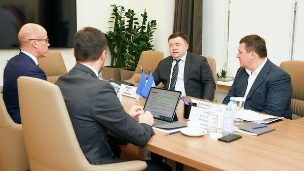ПСБ готов помочь Удмуртии в реализации инвестиционных и соцпроектов