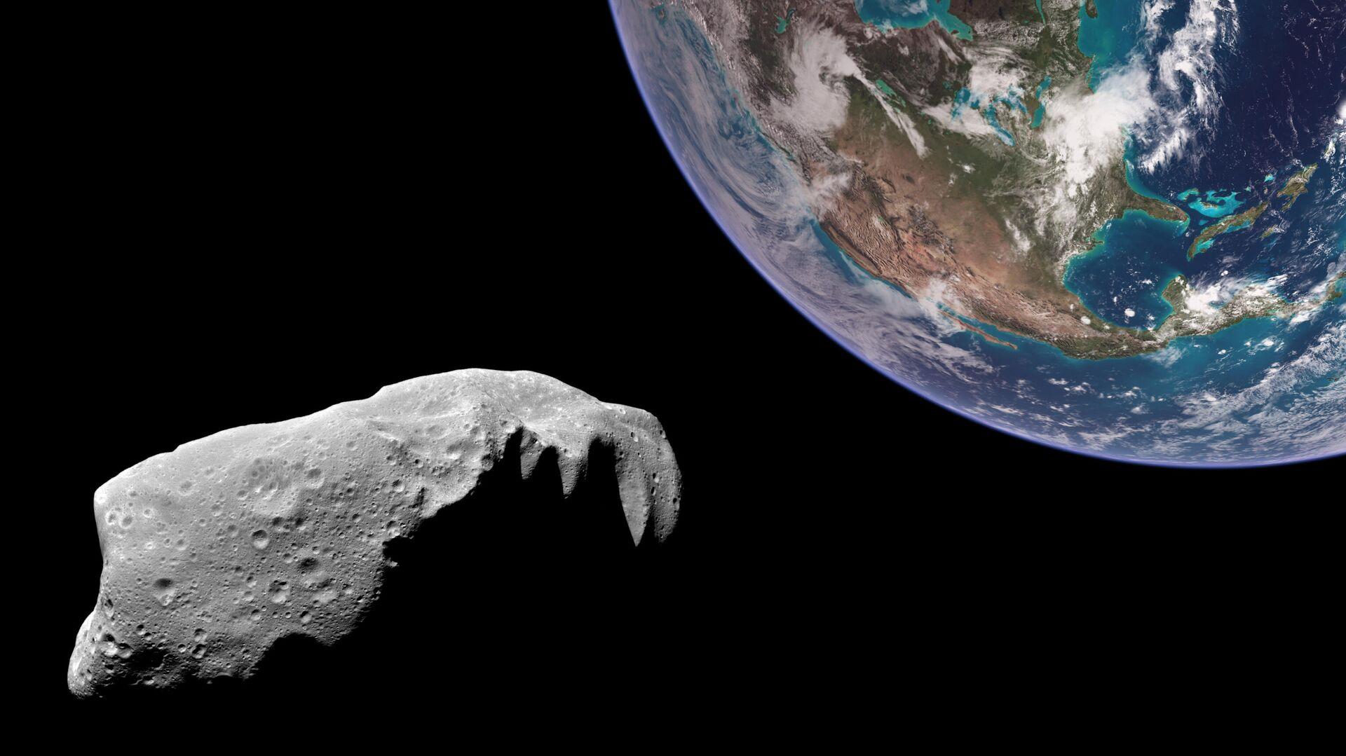 Астероид приближается к Земле - РИА Новости, 1920, 13.03.2021