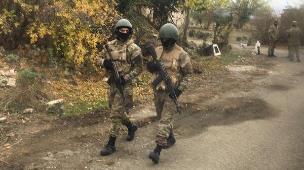 Агдамский район, перешедший под контроль Азербайджана 20 ноября