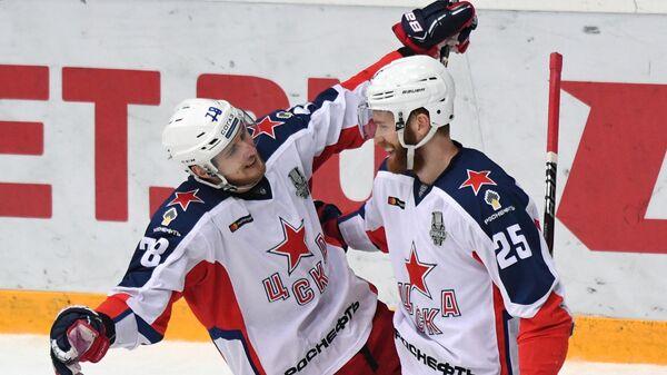 Максим Шалунов и Михаил Григоренко