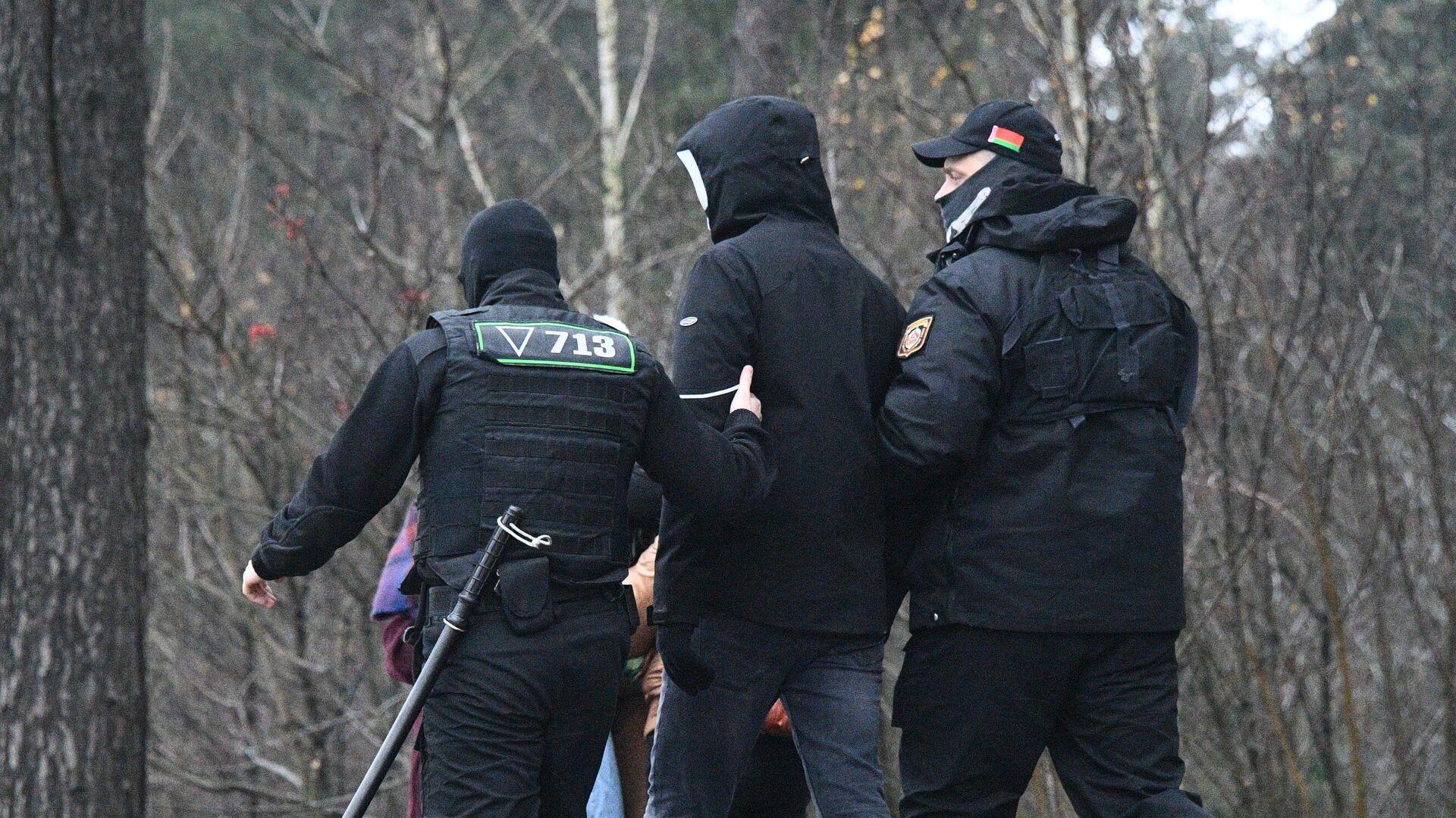 Правозащитники заявили о 150 задержанных на протестах в Белоруссии
