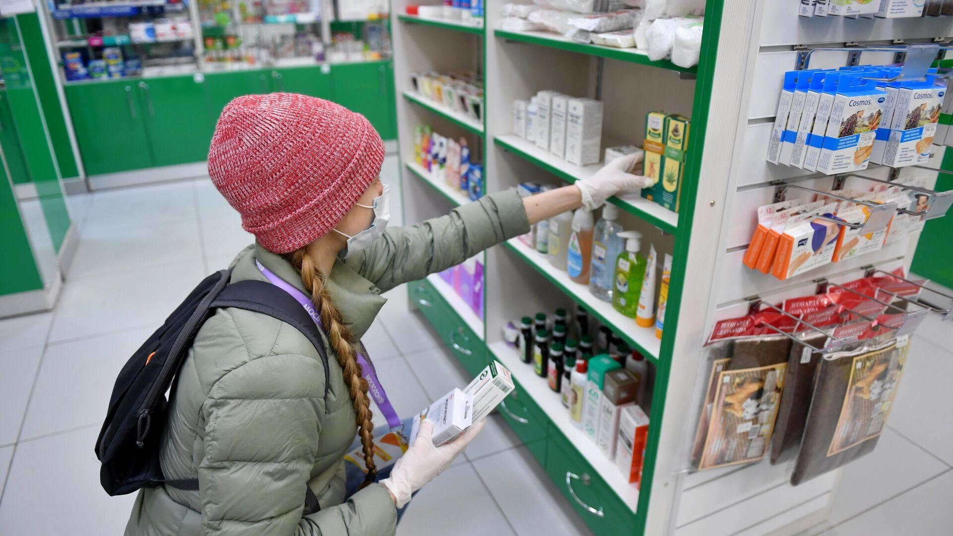 Продажи московских производителей лекарств выросли на 30%