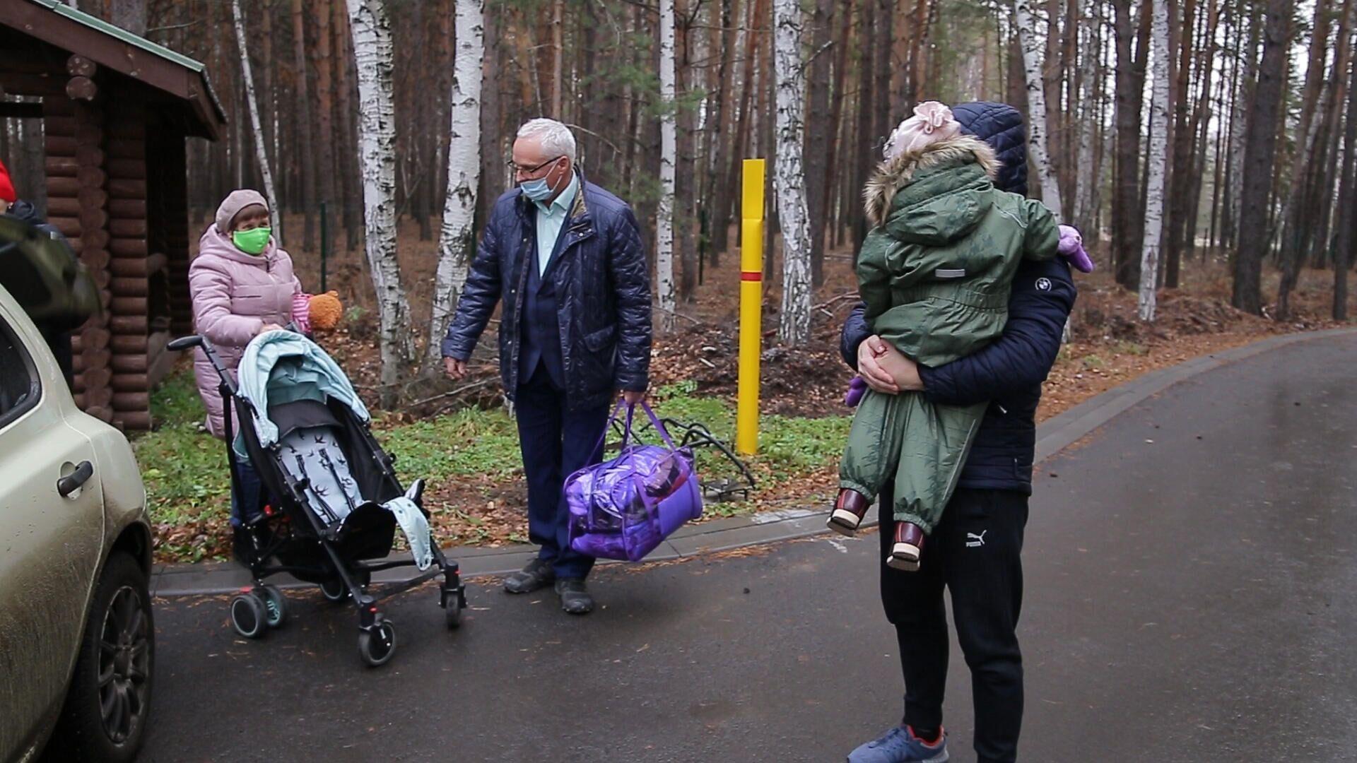 Валерий Евстигнеев, руководитель центра помощи детям Радуга, основатель хосписа для детей Дом радужного детства в Омске - РИА Новости, 1920, 25.11.2020