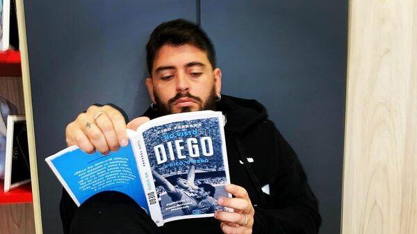 Диего Марадона-младший