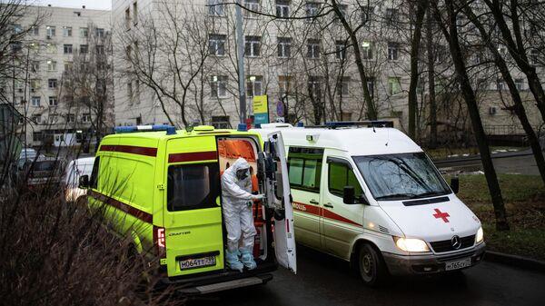 В Москве умерли 74 пациента с коронавирусом