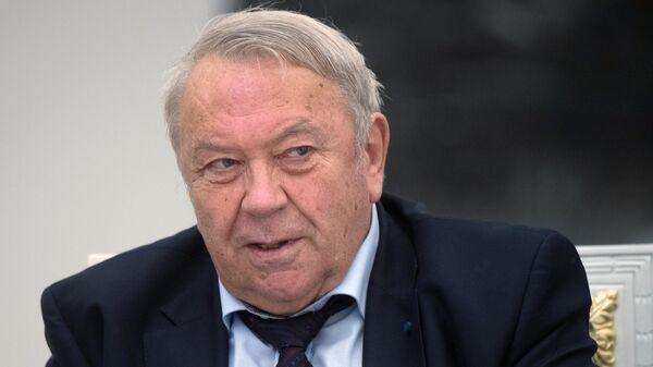 Директор Объединённого института высоких температур РАН (ОИВТ РАН) Владимир Фортов