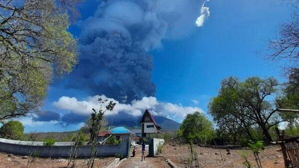 Вулкан Левотоло