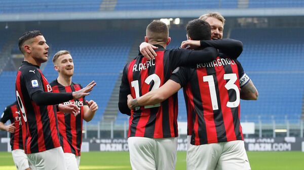 Футболисты Милана