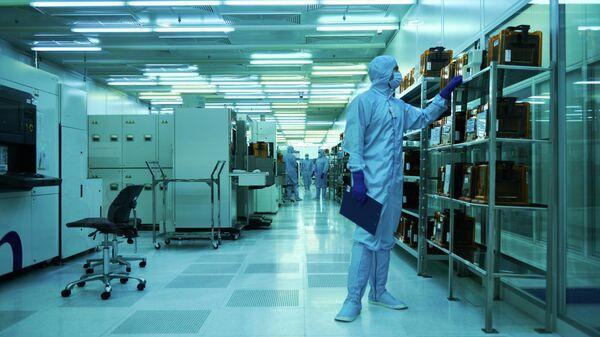 Производственная лаборатория ПАО Микрон