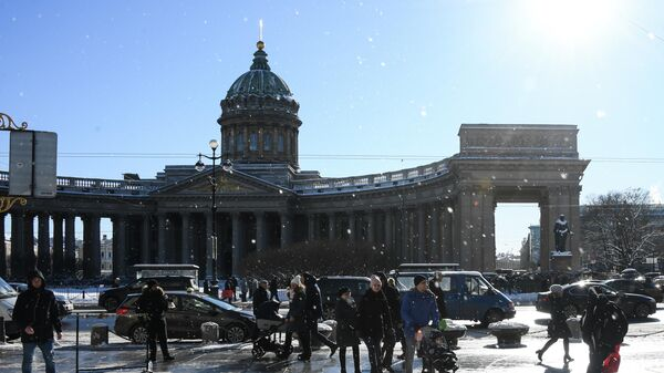 Казанский кафедральный собор в Санкт-Петербурге
