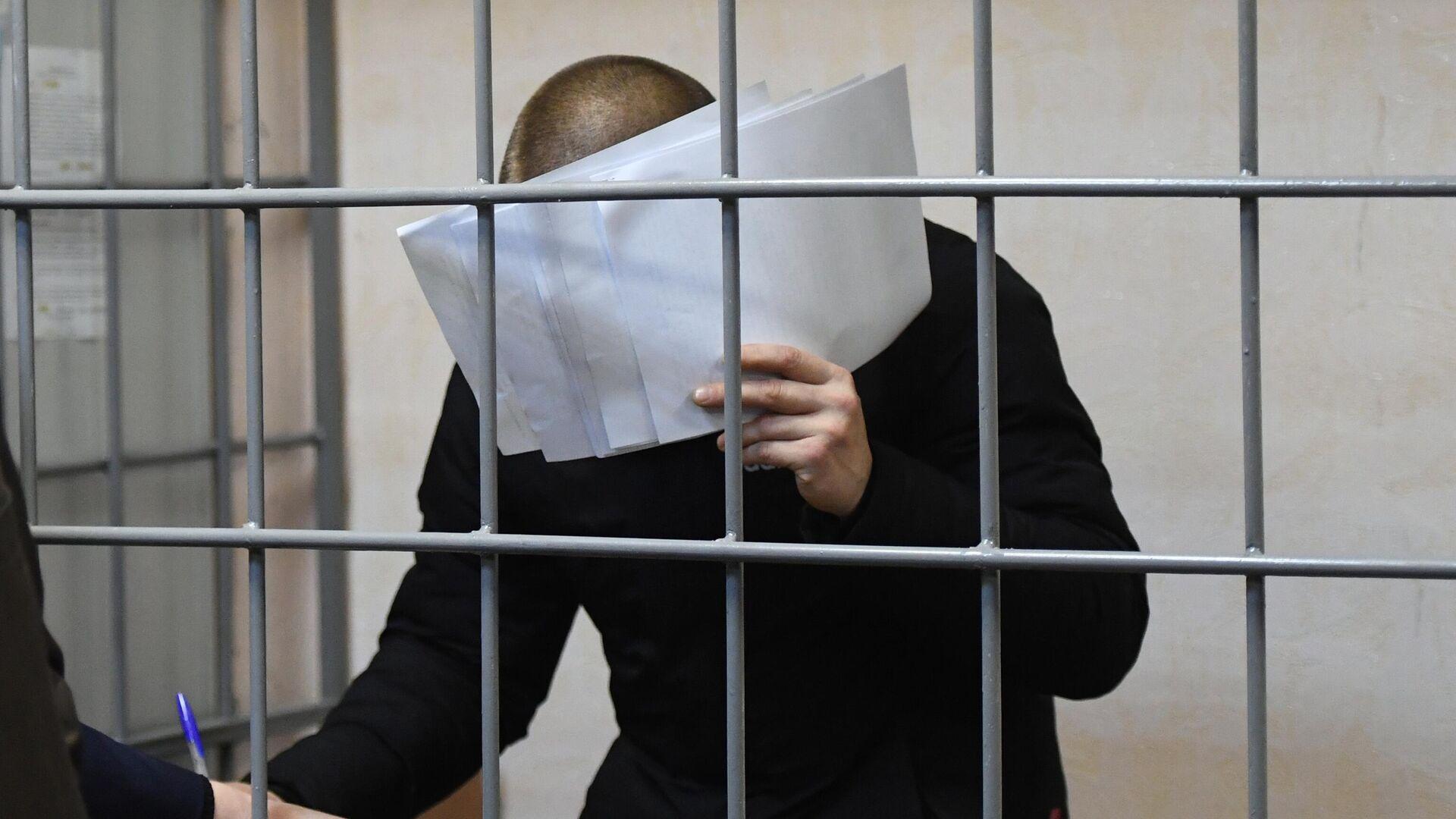 Задержанный в Татарстане по подозрению в убийствах 26 пожилых женщин Радик Тагиров в суде - РИА Новости, 1920, 26.01.2021