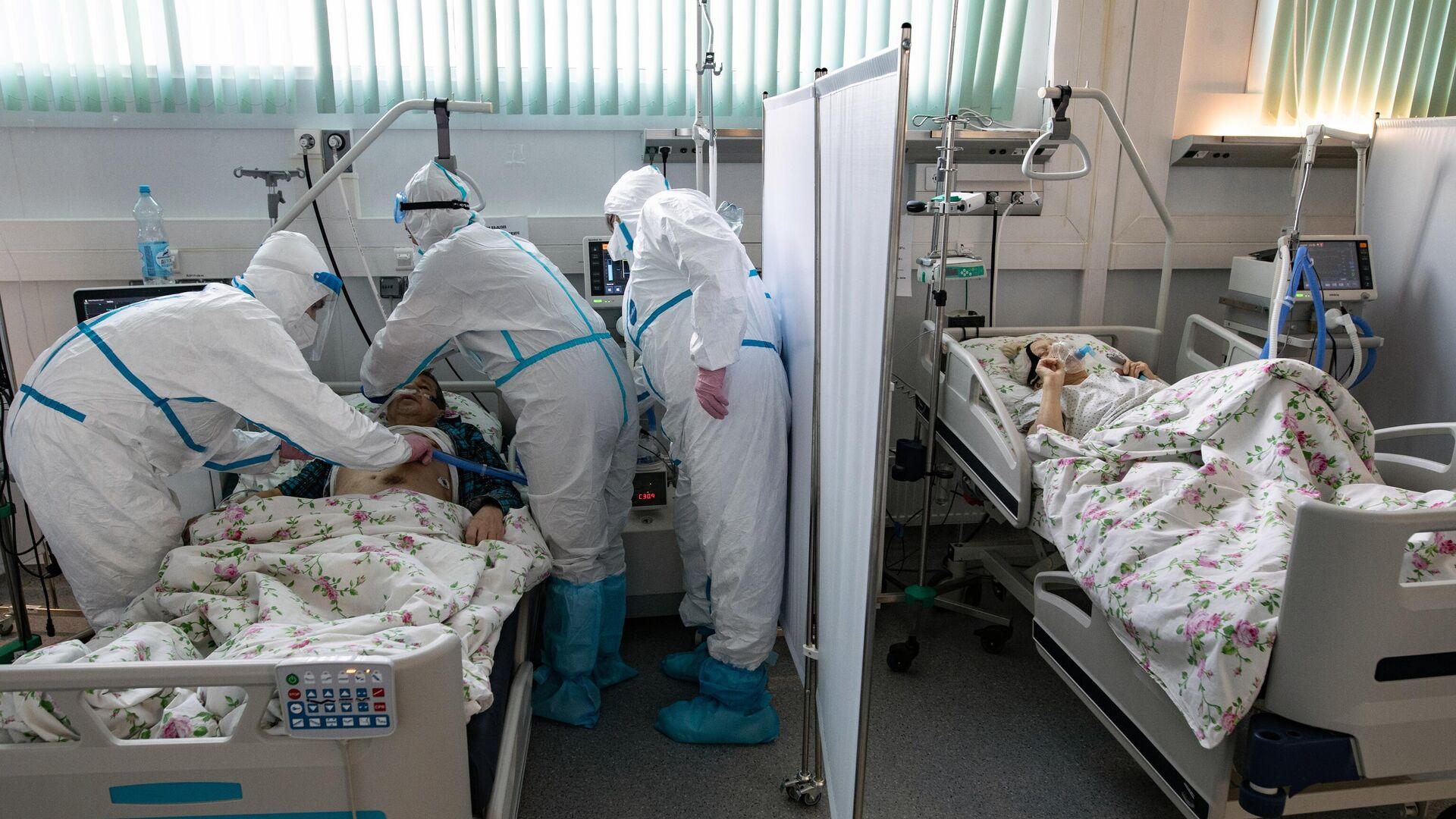 Ученые выяснили основную причину смерти пациентов с COVID-19