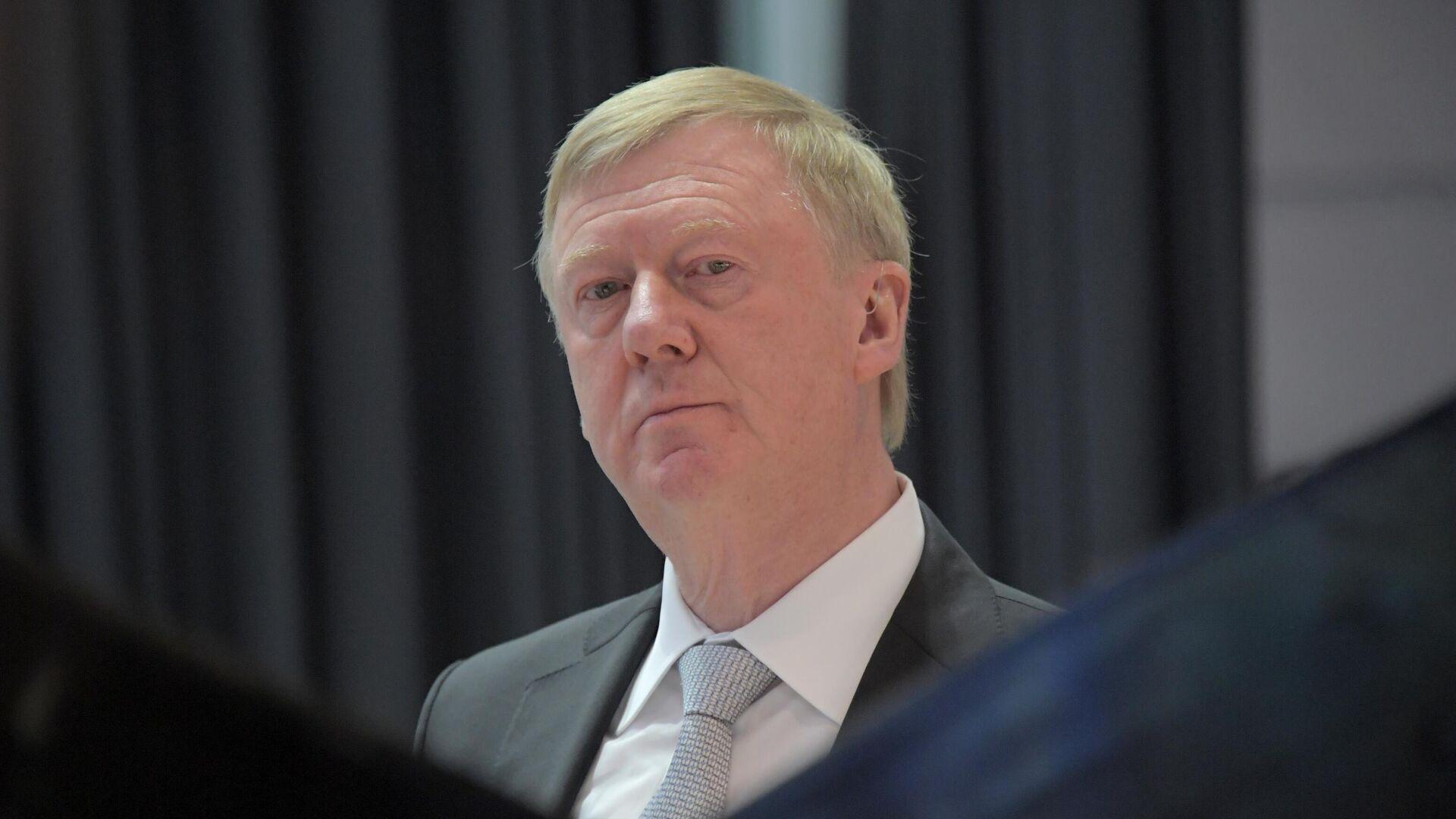 Песков ответил на вопрос о назначении Чубайса на политический пост