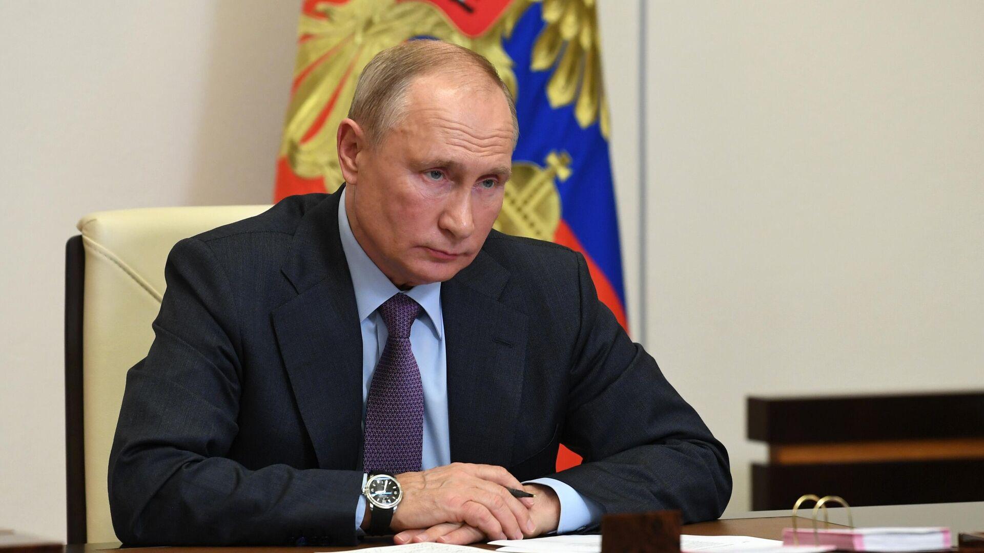 """В Кремле назвали цель расследования о """"дворце"""" Путина"""