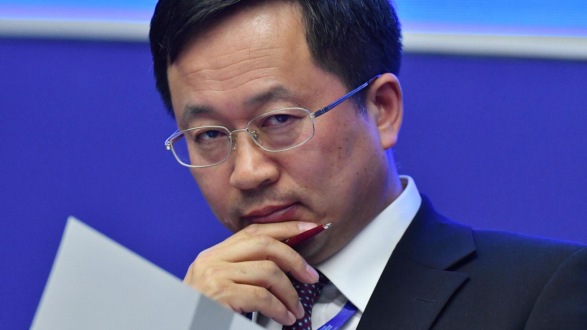 Чжоу Лицюнь: товарооборот КНР-РФ может вырасти и достичь уровня 2019 года
