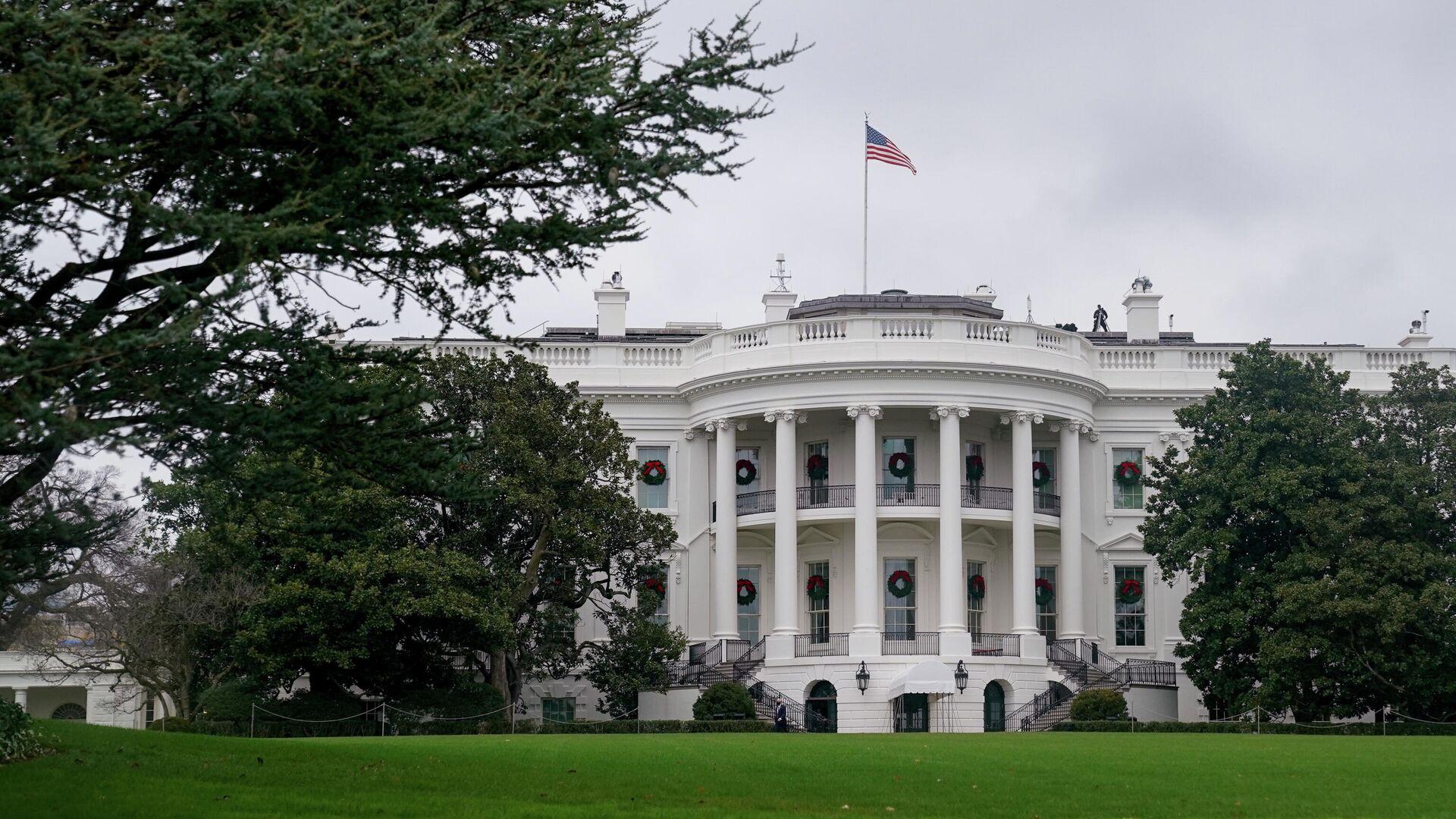 Белый дом в Вашингтоне  - РИА Новости, 1920, 10.12.2020