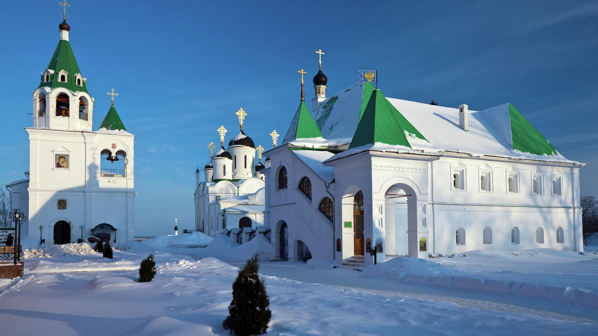 Спасо-Преображенский монастырь в Муроме - РИА Новости, 1920, 07.12.2020