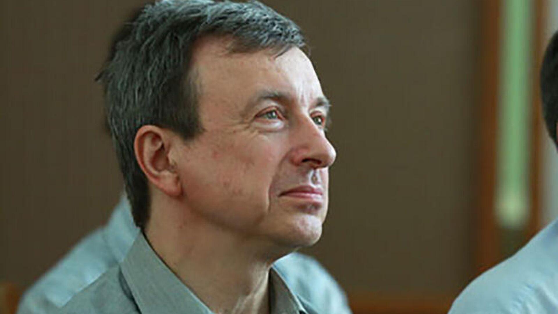 Ученый Анатолий Губанов - РИА Новости, 1920, 03.12.2020