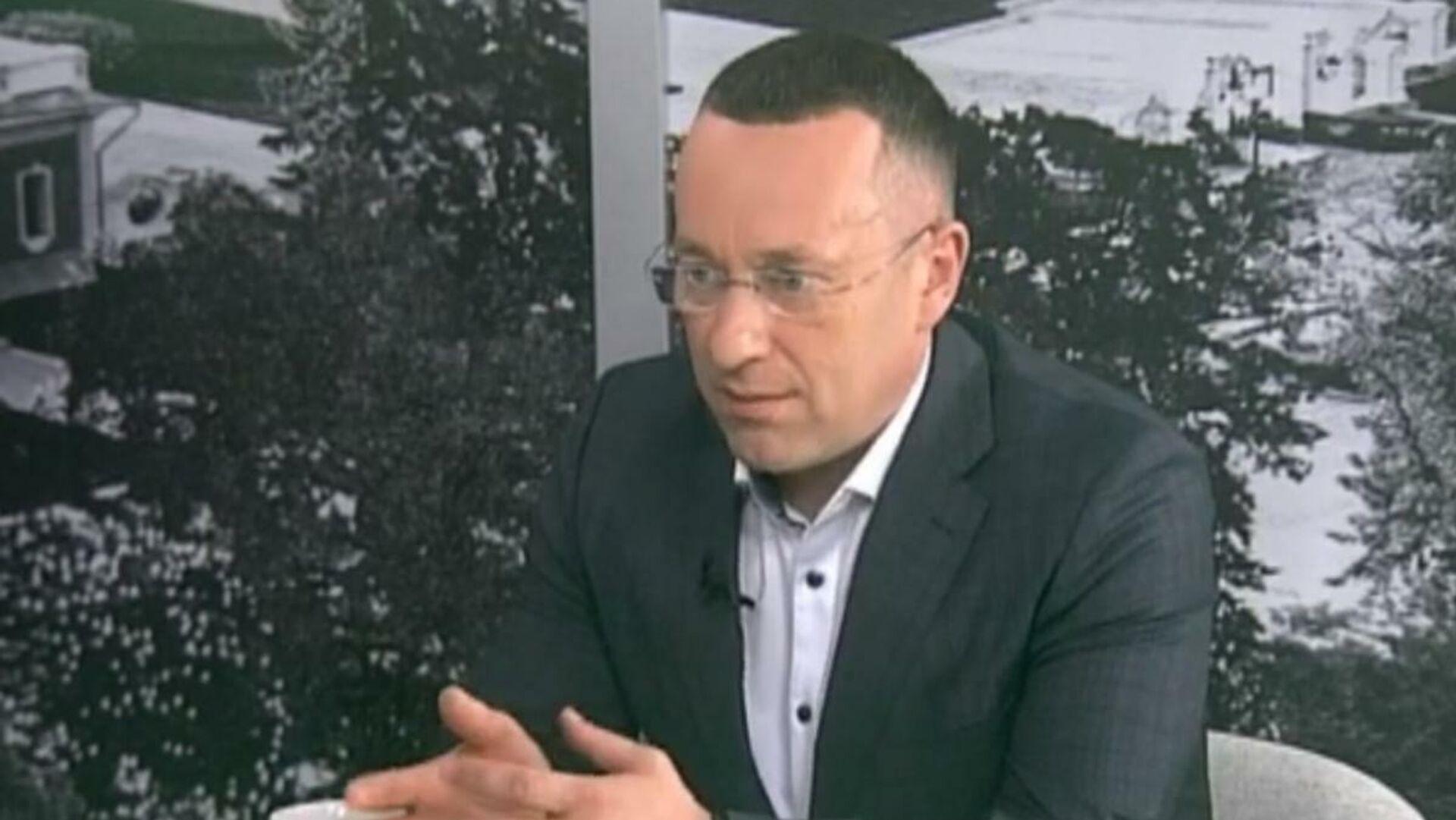 Евгений Петруняк. Кадр видео - РИА Новости, 1920, 04.12.2020