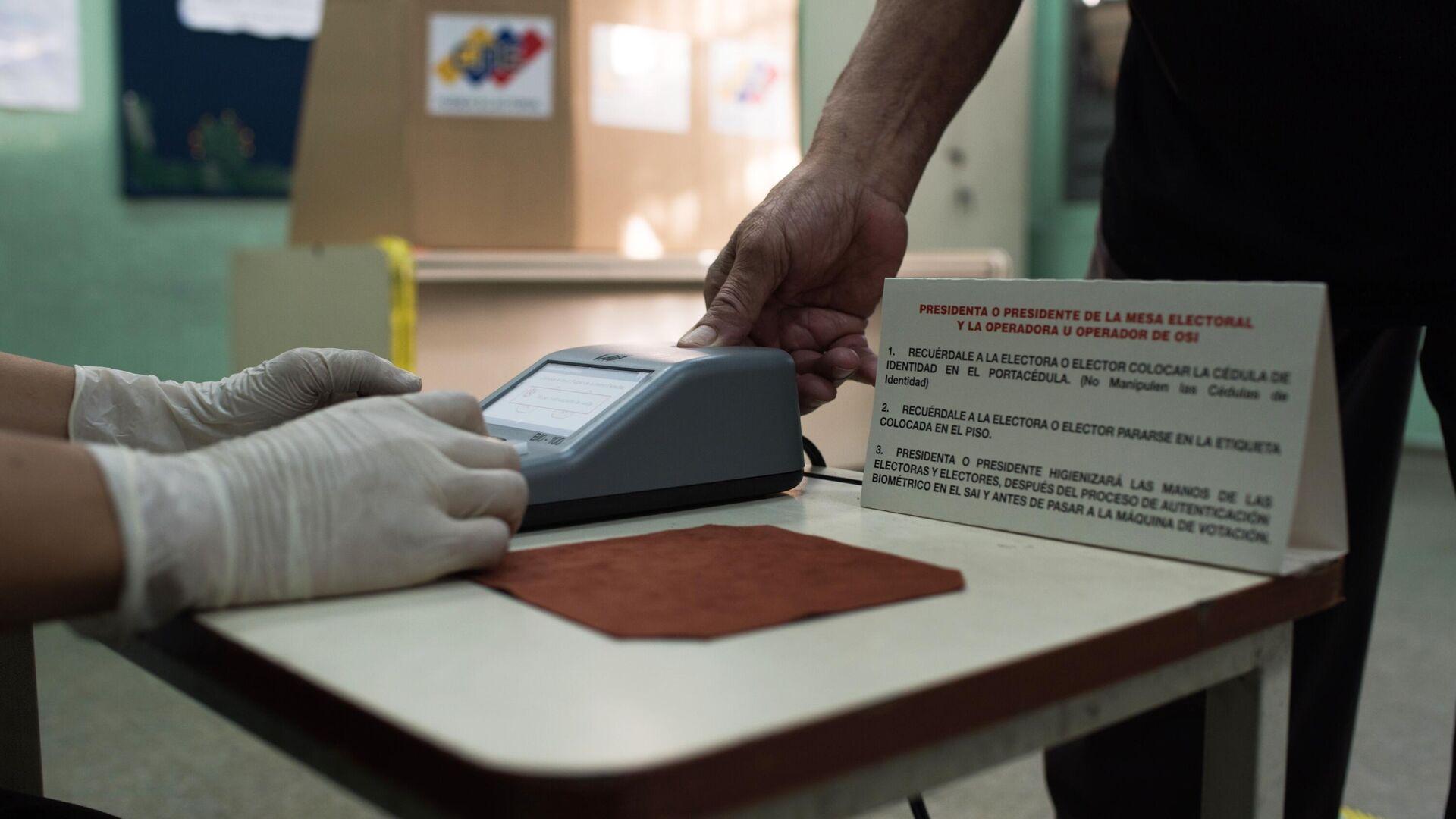 Великобритания не признала результаты выборов в Венесуэле