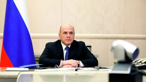Премьер-министр РФ М. Мишустин провел заседание Координационного совета при правительстве РФ по борьбе с коронавирусом