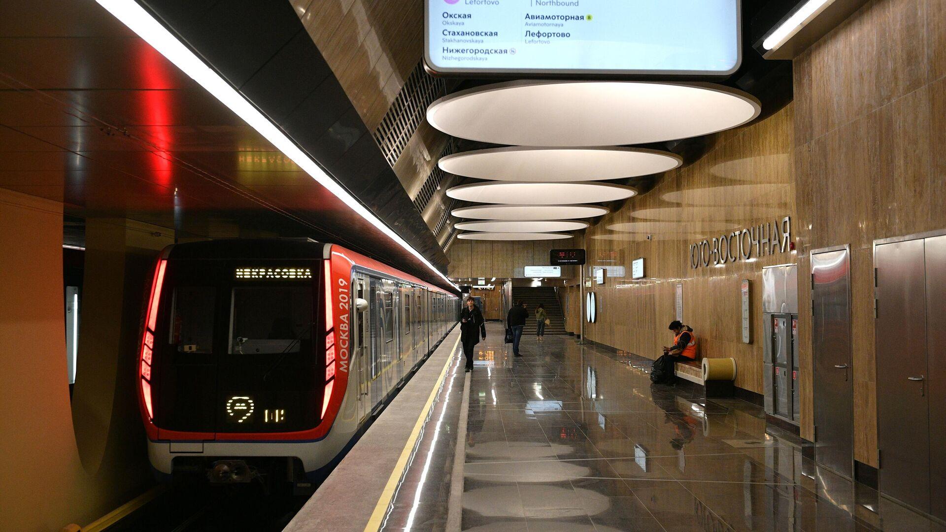 Московские власти рассказали про обновление транспорта в 2021 году