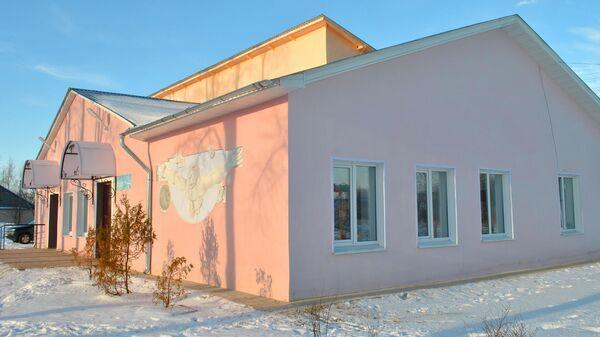 Дом культуры в Ивановской области открытый после капитального ремонта в рамках национального проекта Культура