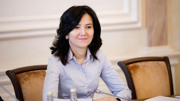 Глава Общественной палаты РФ Лидия Михеева