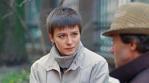Кадр из фильма Зимняя вишня