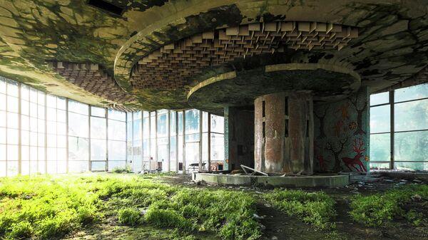 Победитель в номинации Место, фотограф Jonk Кофейня, Абхазия